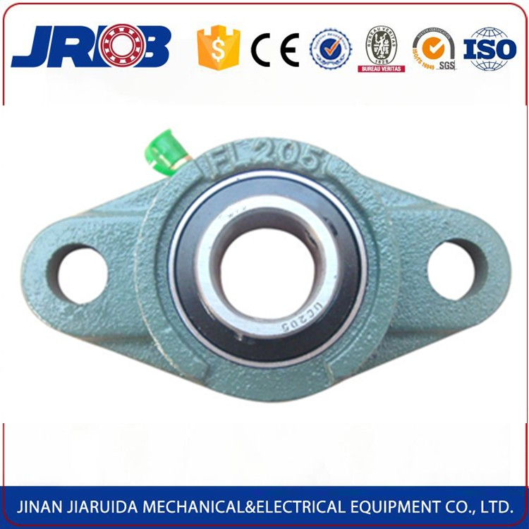 Cast iron high quality pillow block bearing UCFL209 for Milling machines