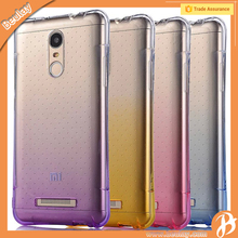 Xiaomi redmi note 3 tpu air bag shockproof phone case back cover
