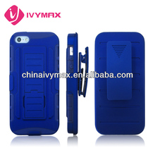 3 in 1 robot combo cases for App iphone 5 5s