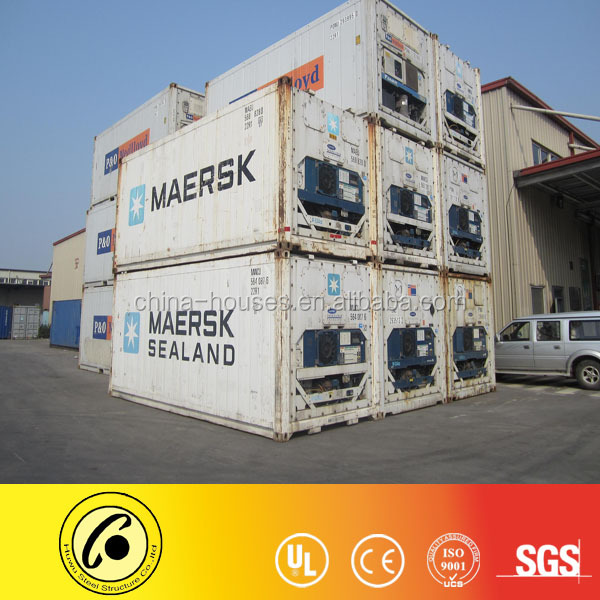 A-grade Qingdao Shanghai Shenzhen Ningbo PTI Refrigerated Container