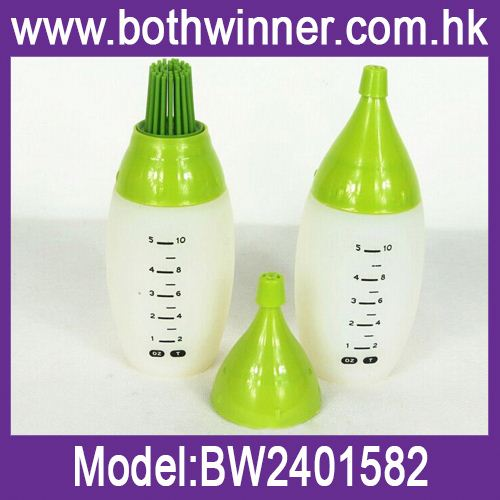 New china products for sale h0tJ4M oil basting brush bottle set for sale
