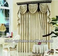 Hot sale the new latest curtain designs