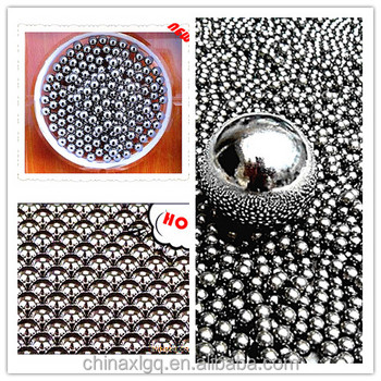 AISI1010 Q235 4.5mm steel ball