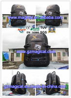 outdoor promotional advertising inflatable backpack replica
