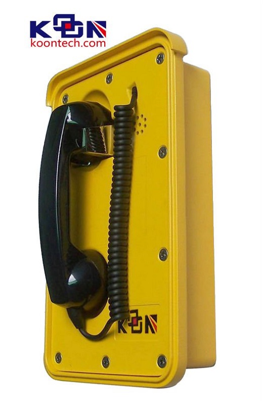 KNSP-10 Auto-dial Emergency Telephone Atm Telephone Manufacturer Telephone Auto-dial Weatherproof Emergency Telep
