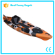 Hot Sale Cheap Wholesale Single Professional Fishing Kayak Cheap Ocean Plastic Kayak