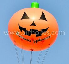 Inflatable Pumpkin balloon for Halloween decorations, Halloween inflatables