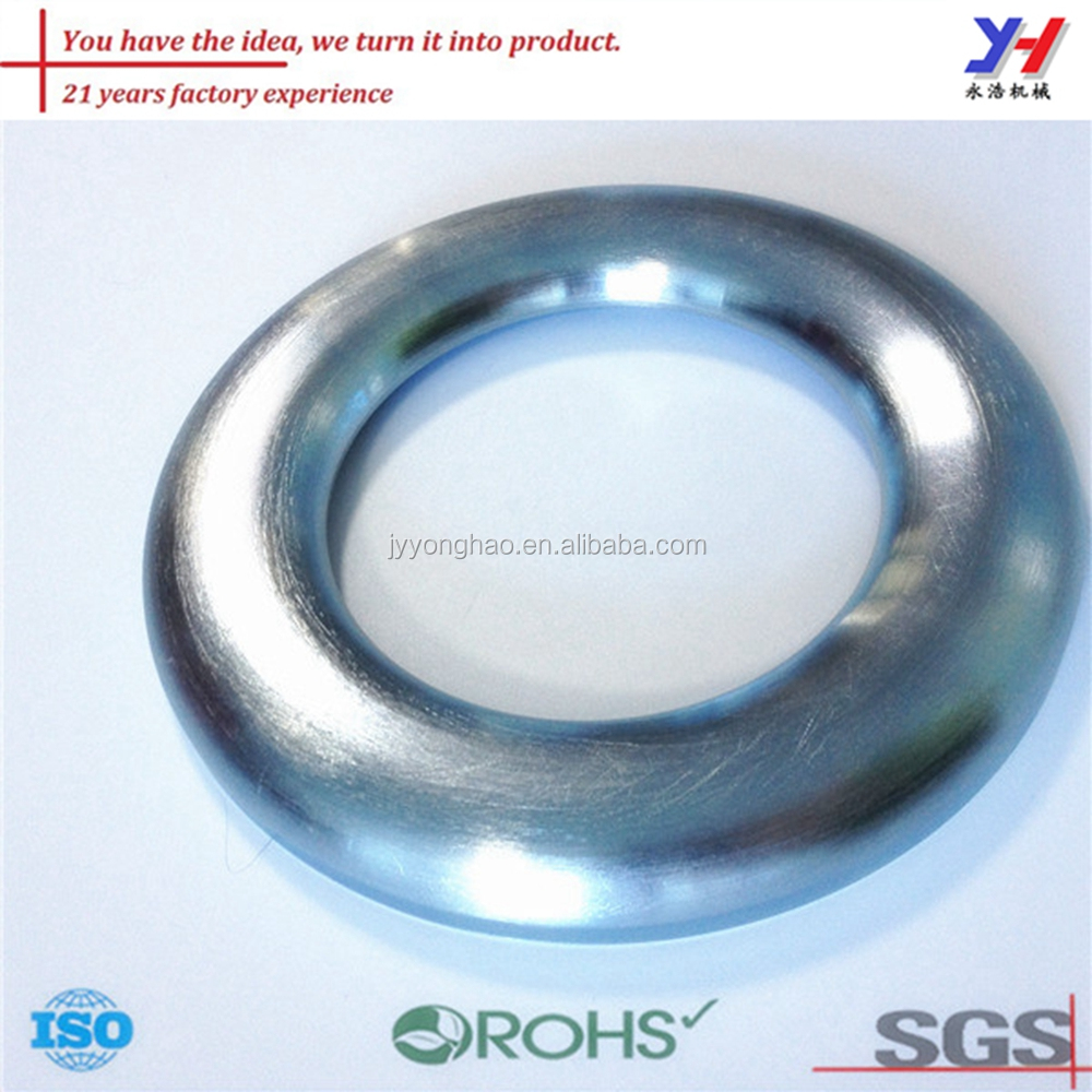 OEM ODM ISO ROHS certified stainless steel flanged bushings