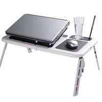 Etable Plastic Laptop Computer Stand For
