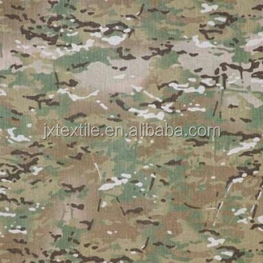 polycotton fabric ripstop Military navy tent multicam fabric
