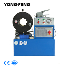 Worldwide YJK-120 parker hydraulic hose crimping machine