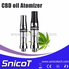 Best Wholesale Top Filling 1.0Ml Capacity Mini Electronic Atomizer in China
