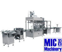 Micmachinery automatic purified water filling machine with factory price