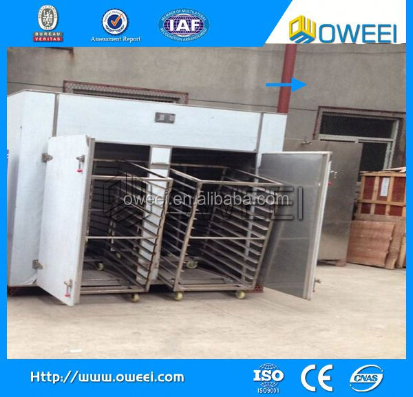 Professional China commercial stainless steel meat dryer for fruit and vegetable manufacturer