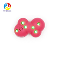 USB Multi-function Bowknot and Dog Bone Shape Ultrasonic Tick And Flea Flashing Repeller