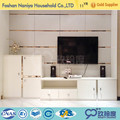 Cheap living room furniture tv cabinet design wholesale foshan factory