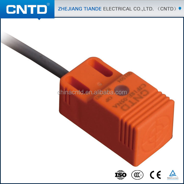 CNTD NEW Standard Type NO M18 PNP Inductance Sensor (CJF18E-05PA)