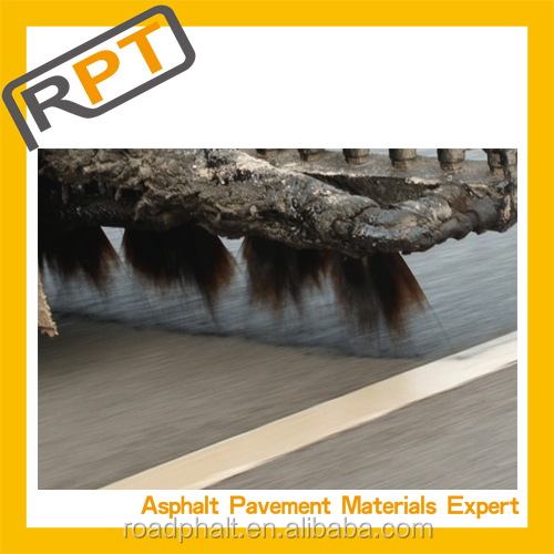 Silicon asphalt pavement sealer