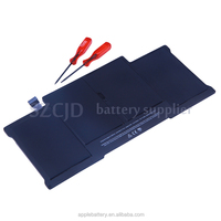 "laptop battery A1405 for Macbook Air 13"" A1466 2012 7.3V 50Wh hot sale"
