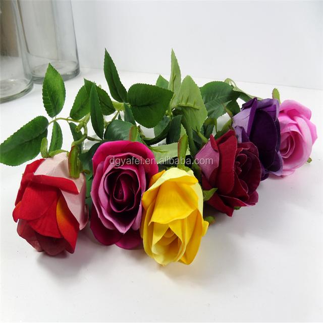 Arificial elegant rose ,Romantic wedding with a white-crayon