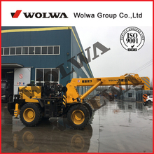 6 TON off road all rough terrain crane manufacturer