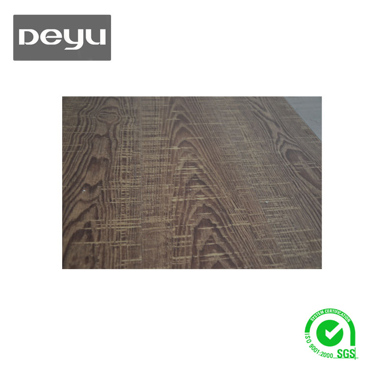 Eco-Friendly Reclaimed Material customzied color 3d laminate flooring