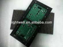 Real clear p16 outdoor dual color led module,p10 led module single color,p20 two color led module outdoor