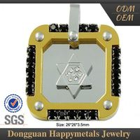Fashionable Grab Your Own Design Sgs Pentagram Pendant