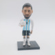 Miniature Figure Toy Soccer player Character Action figure Model