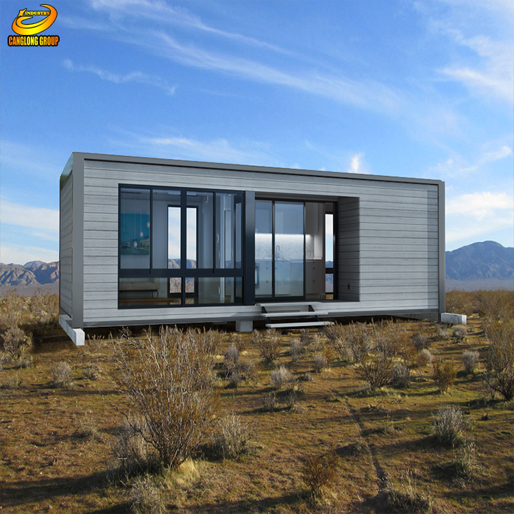 Fast construction cheap qualified moveable container houses