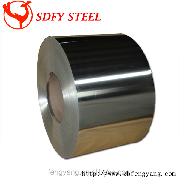 electrolytic tin plate steel coils cna make painted cans