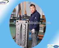large injection molded plastic parts for electronic boat