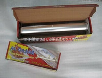 keeping food fresh and flavourous material-aluminum foil roll