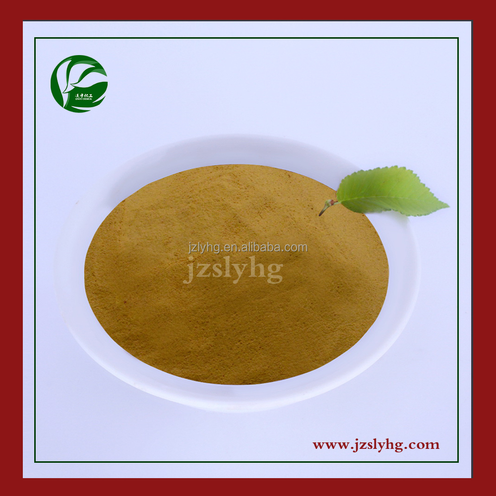Calcium lignosulfonate LY-1 bonding agent industry ceramic