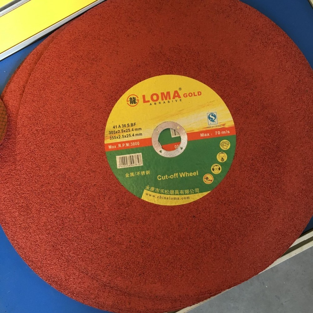 power tool disc cutting and grinder wheel