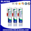 silicone mastic sealant empty cartridge