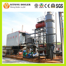 Safety and Reliable YLW Series Wood Chip fired Thermal Oil Boiler