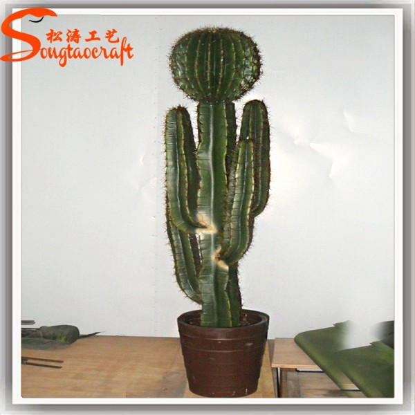 chine usine gros pas cher ext rieur artificielle cactus plantes en plastique pour la maison. Black Bedroom Furniture Sets. Home Design Ideas