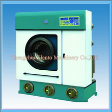 High Efficiency and Quality Dry Cleaning Machine Price