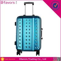 New design stocklot trolley bag baggage metal frame luggage case handle parts of bag in stock