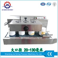 Plastic water bottle sealing cap machine for sale
