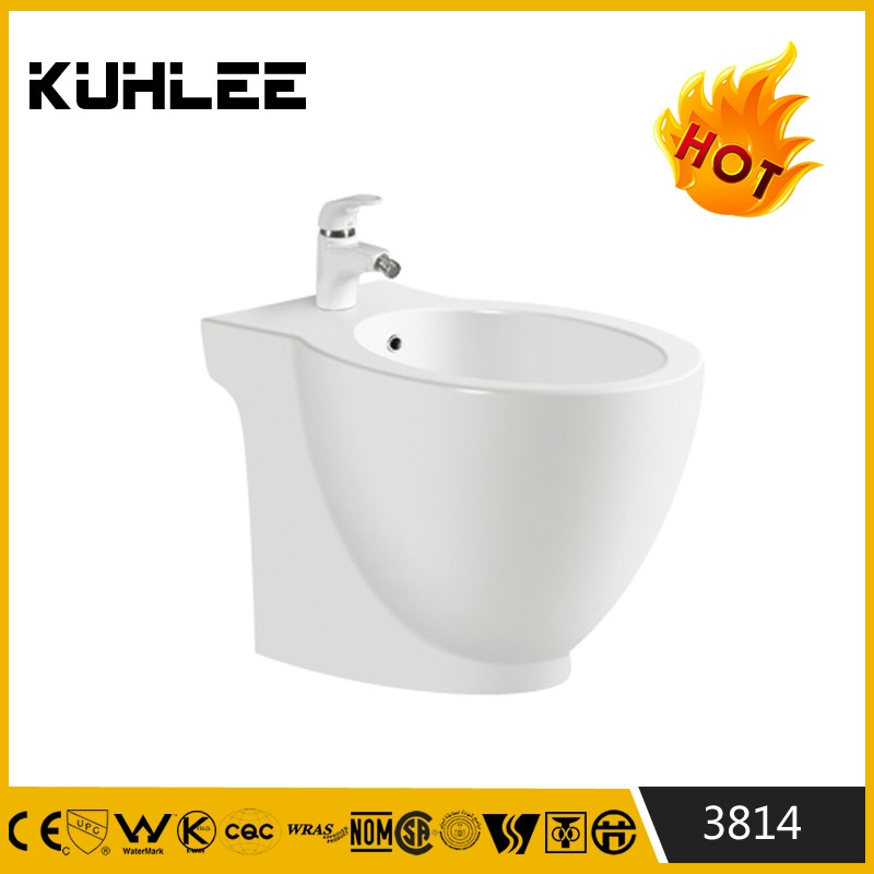 KL-3814 Wc woman sanitary ware hidden camera in bathroom toilet bidet with best price