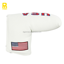Factory Custom Head covers USA Flag Golf Putter Club Cover