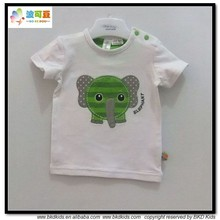 BKD comebd cotton newborn custom led t-shirt