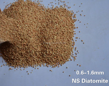High porosity Diatomite for bonsai soil