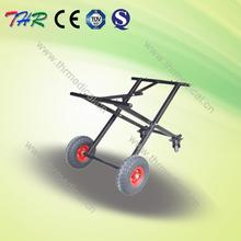 THR-CTX Portable Foldable Steel Casket Cart
