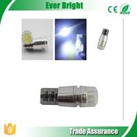 Everbright White T10 W5W 194 / 921 CAN bus No Error LED Light For Car Map Turn Signal light led turn signal