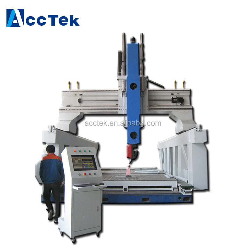 Great 6040 5 axis cnc machine 5-axis for bornite craftworks