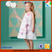 2016 latest frock designs baby clothes fashionable kids wear apparel clothing hot selling in usa