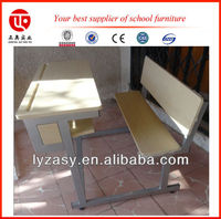 lastest design used in school double sided desk